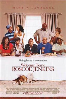 Welcome Home Roscoe Jenkins Poster Large