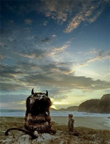 Where the Wild Things Are Poster Large