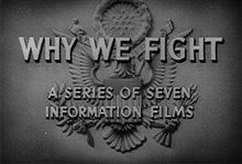 Why We Fight Poster Large