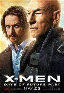 X-Men: Days of Future Past Poster Large