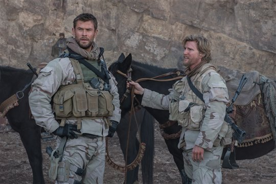 12 Strong Poster Large