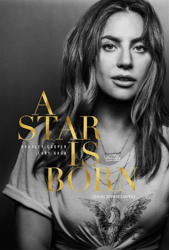 A Star is Born Poster Large