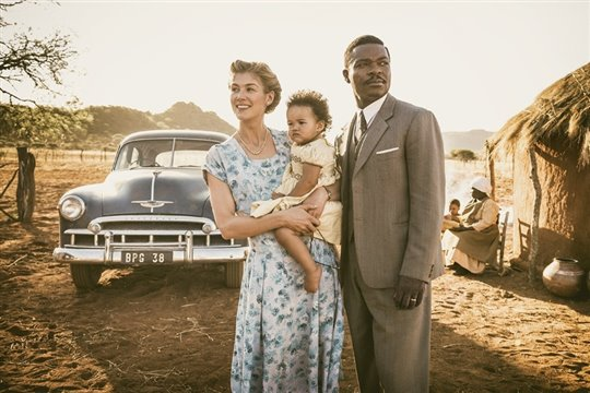 A United Kingdom Poster Large
