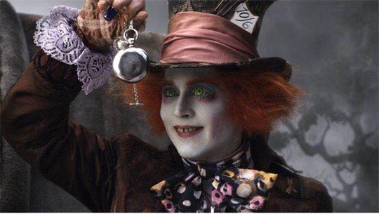 Alice in Wonderland Poster Large