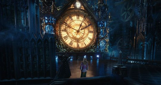 Alice Through the Looking Glass Poster Large