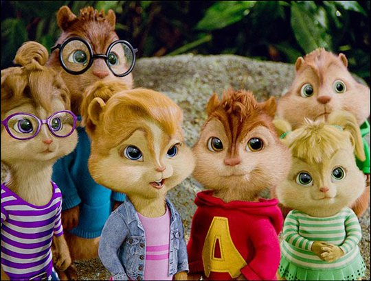 Alvin and the Chipmunks: Chipwrecked Photo 4 - Large