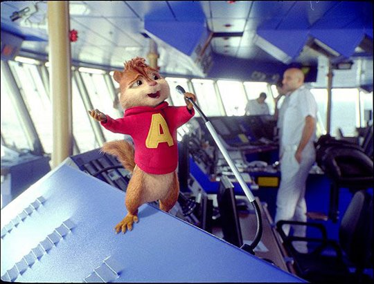 Alvin and the Chipmunks: Chipwrecked Photo 6 - Large