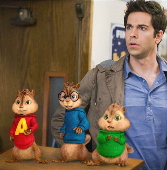 Alvin and the Chipmunks: The Squeakquel Photo 18 - Large