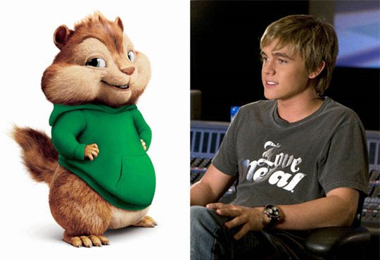 Alvin and the Chipmunks: The Squeakquel Photo 6 - Large