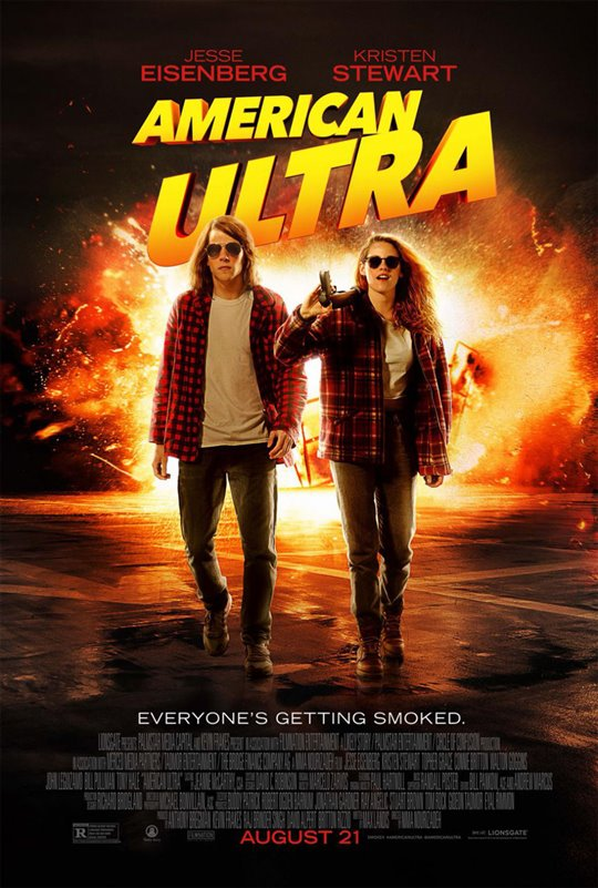 American Ultra Poster Large