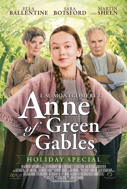 Anne of Green Gables (2016) Poster Large