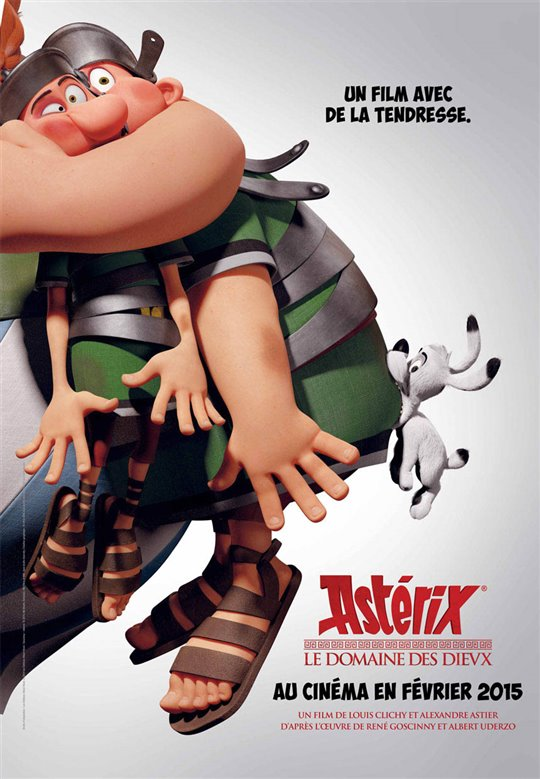 Astérix: The Mansions of the Gods Poster Large