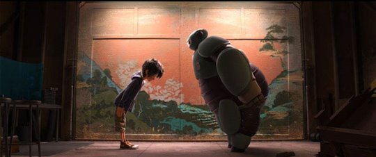 Big Hero 6 Poster Large