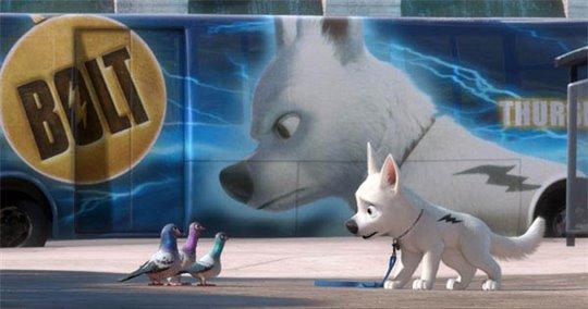 Bolt Poster Large