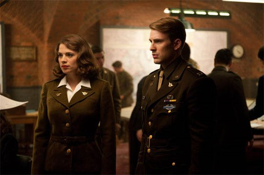 Captain America: The First Avenger Photo 2 - Large