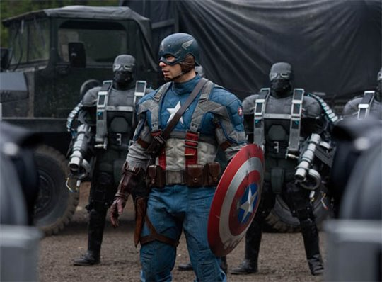 Captain America: The First Avenger Photo 15 - Large