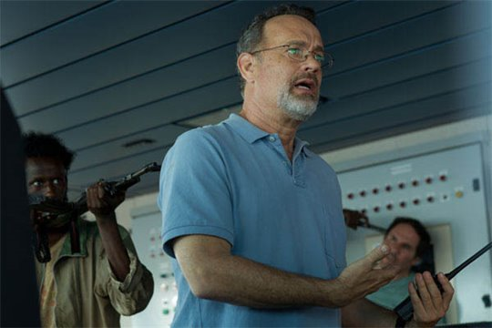 Captain Phillips Poster Large