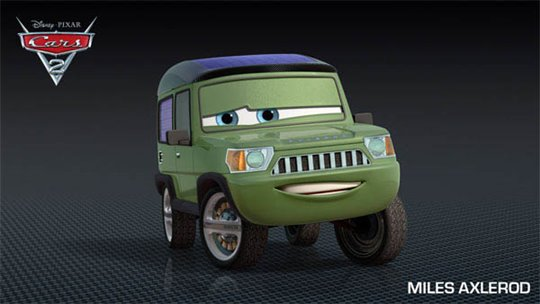 Cars 2 Photo 19 - Large