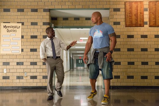 Central Intelligence Poster Large