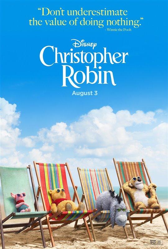Christopher Robin Poster Large