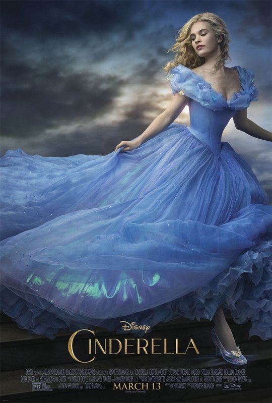 Cinderella Poster Large