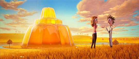 Cloudy with a Chance of Meatballs Photo 3 - Large