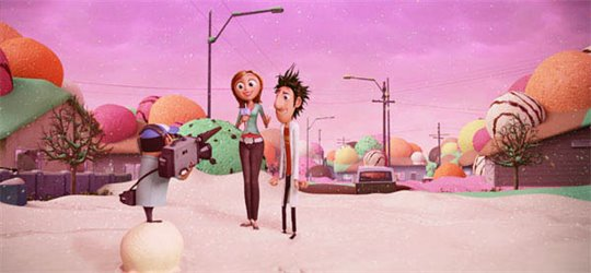 Cloudy with a Chance of Meatballs Photo 17 - Large