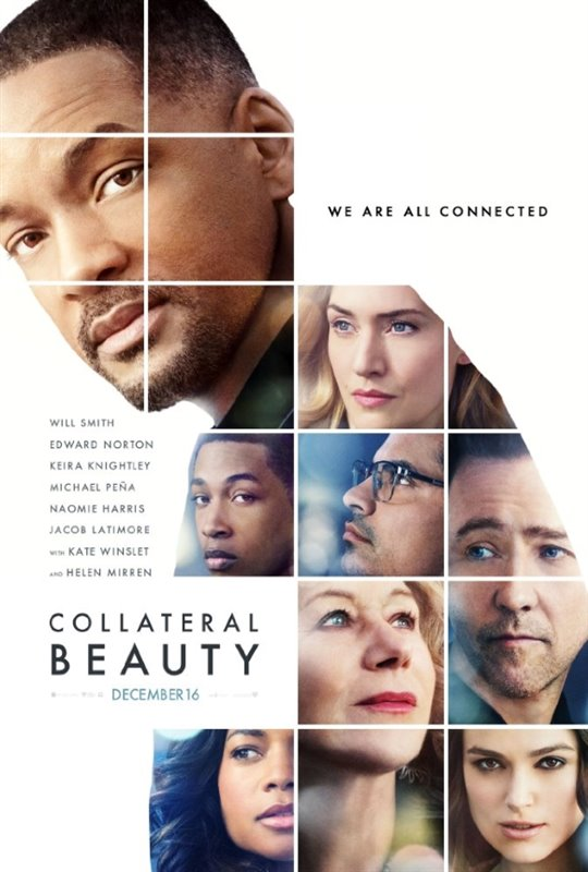 Collateral Beauty Poster Large