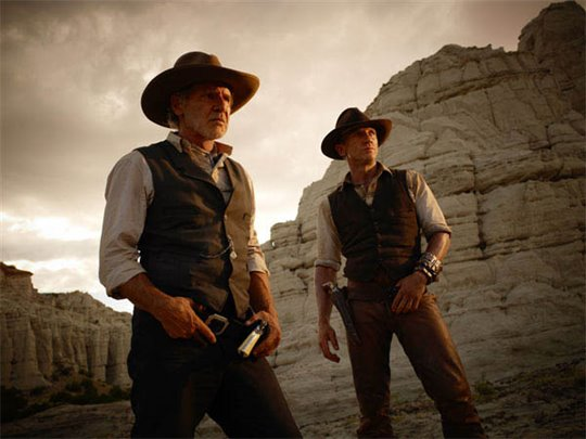 Cowboys & Aliens Poster Large