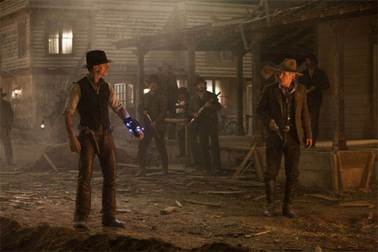 Cowboys & Aliens Poster Large