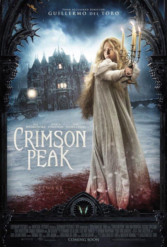 Crimson Peak Poster Large
