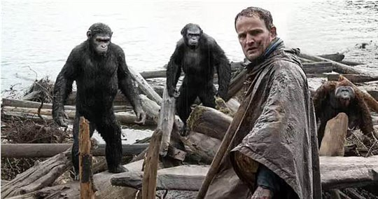 Dawn of the Planet of the Apes Photo 3 - Large