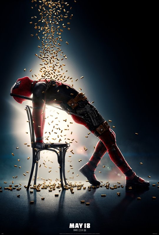 Deadpool 2 Poster Large