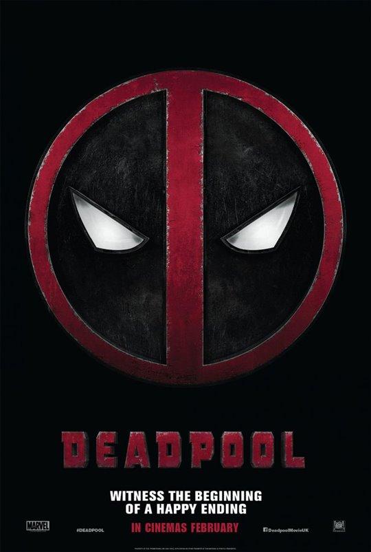 Deadpool Poster Large