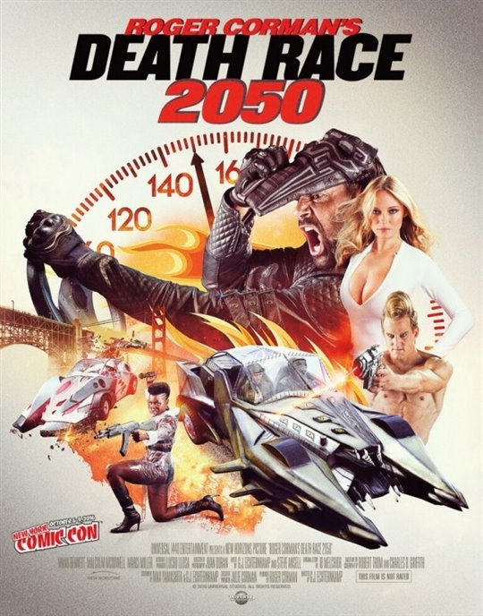 Death Race 2050 Photo 1 - Large