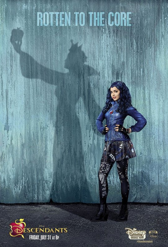 Descendants (TV) Poster Large