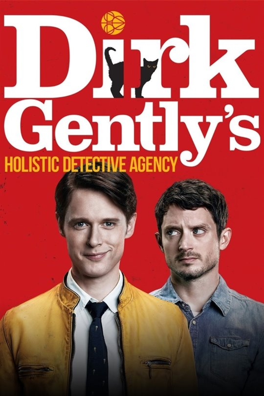 Dirk Gently's Holistic Detective Agency (Netflix) Photo 1 - Large