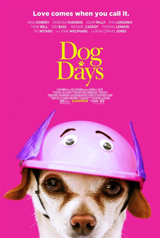 Dog Days Poster Large