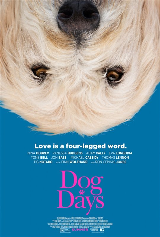 Dog Days Poster Large