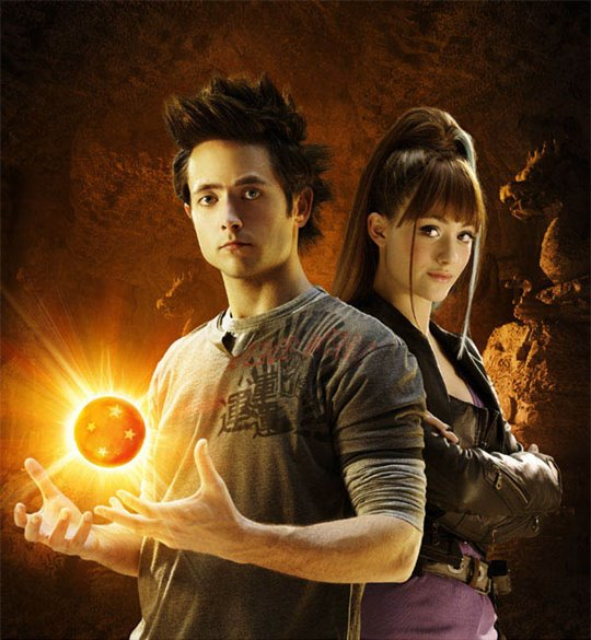 Dragonball: Evolution Poster Large
