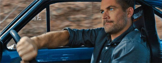Fast & Furious 6 Poster Large