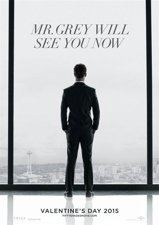 Fifty Shades of Grey Poster Large
