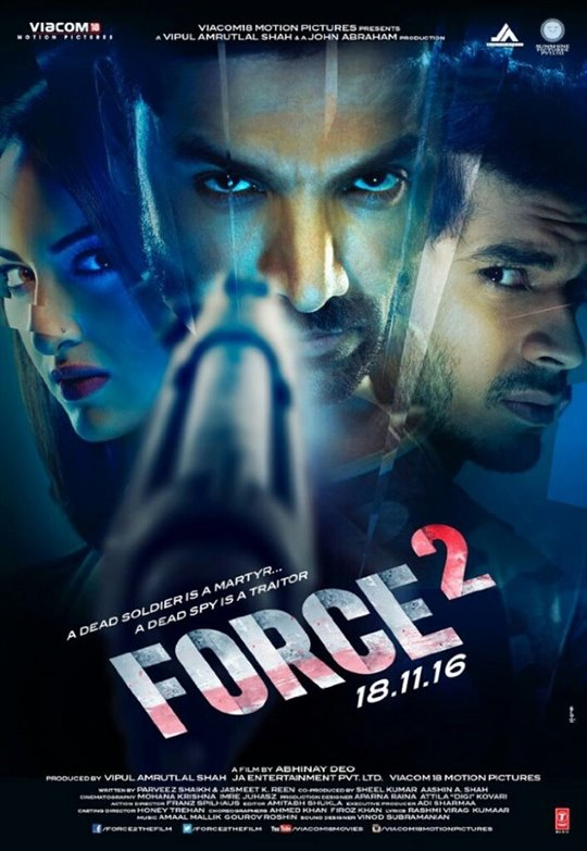 Force 2 Poster Large