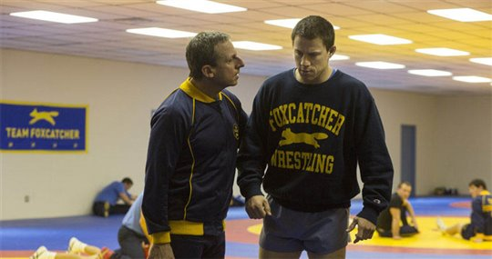 Foxcatcher Poster Large