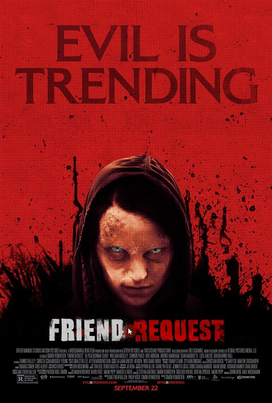 Friend Request Poster Large
