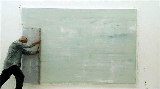 Gerhard Richter Painting Photo 4 - Large