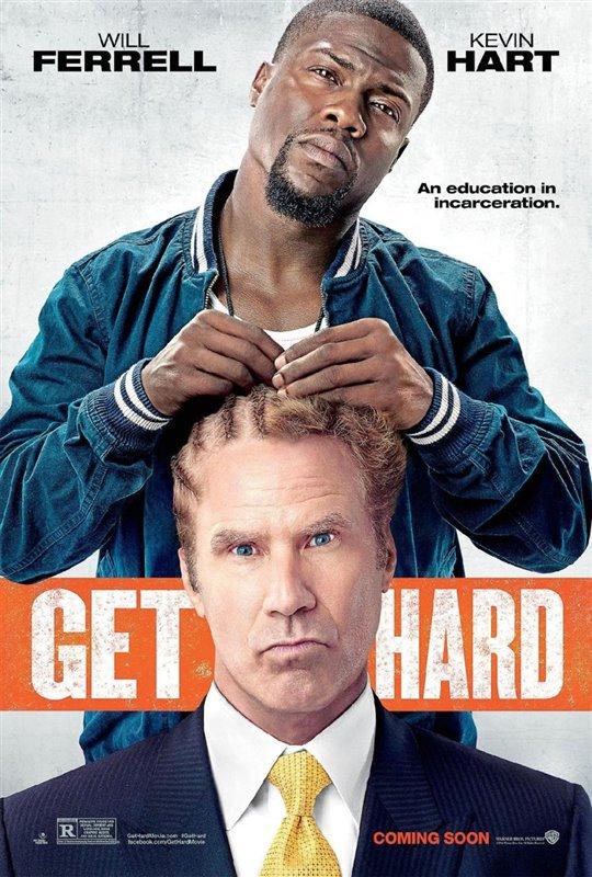 Get Hard Poster Large