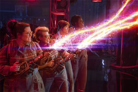 Ghostbusters Poster Large