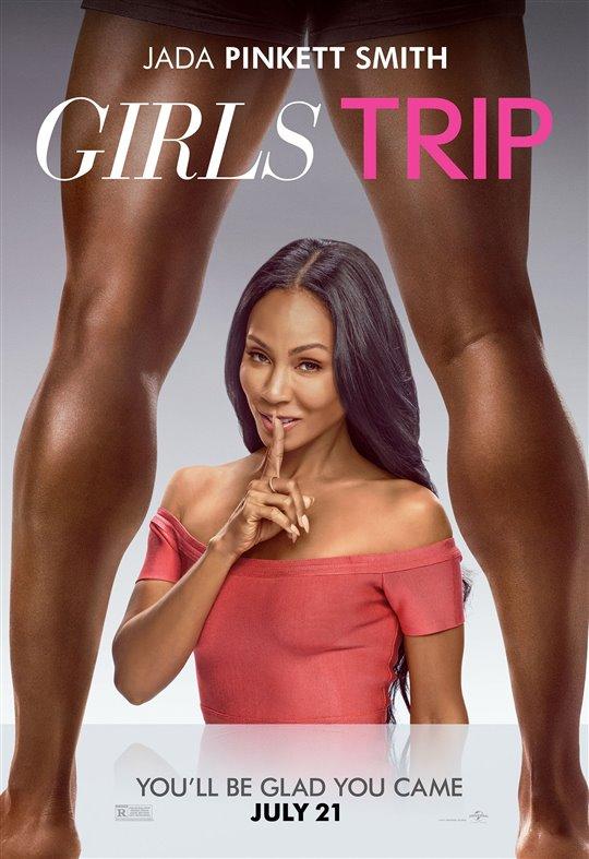 Girls Trip Poster Large