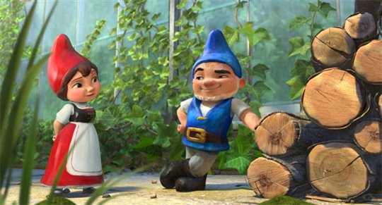 Gnomeo & Juliet Poster Large
